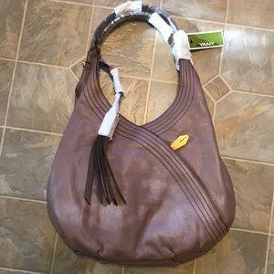 Brand new Oryany leather purse bag